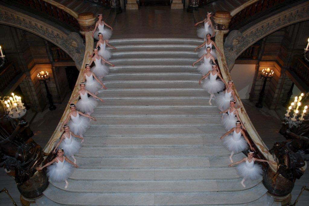 Acceuil sur le Grand escalier pour une Grande Maison de luxe.