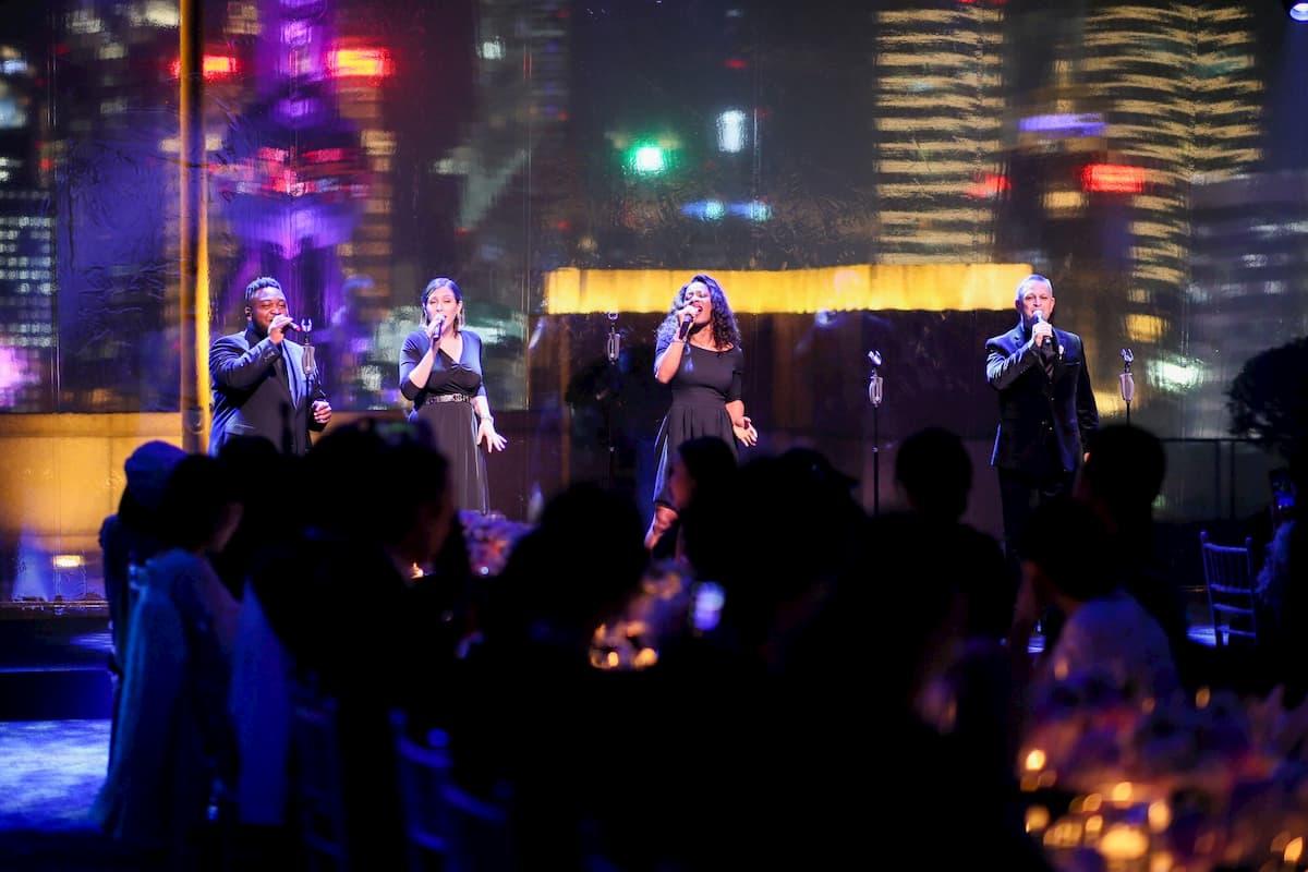Dîner organisé par l'agence K2 Asia