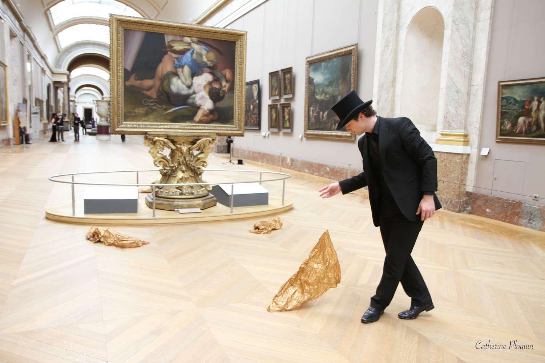 Magie du Louvre